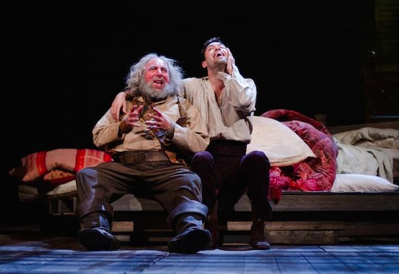 Henry IV Parts 1 and 2: Stratford – theatre review