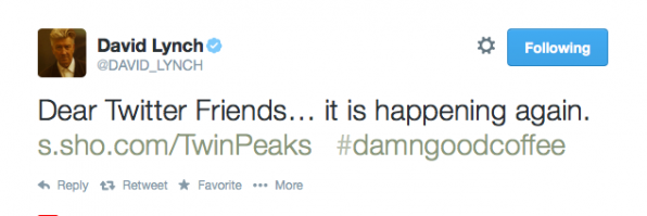 Cult US TV Show Twin Peaks Set To Return In 2016 #damngoodcoffee