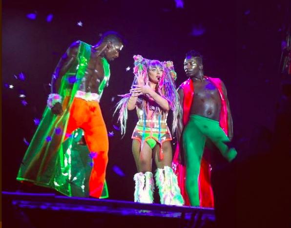 Lady Gaga: O2 World Berlin – live review