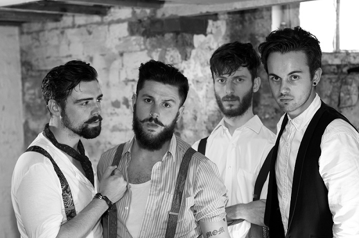 Interview: Sean Grant and the Wolfgang – Dave Beech talks to Sean about his historically-based folk-punk musings