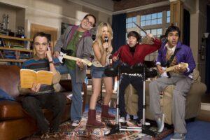 The Death Of Television – The Big Bang Theory