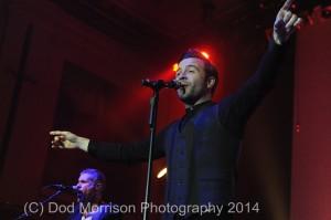 Shane Filan @ Music Hall Aberdeen – live review