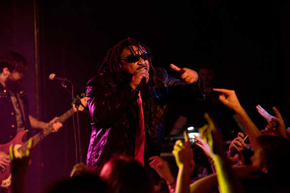 Skindred | Chemia | Feral Sun | In The Hills: Mr Kyps, Poole – live review