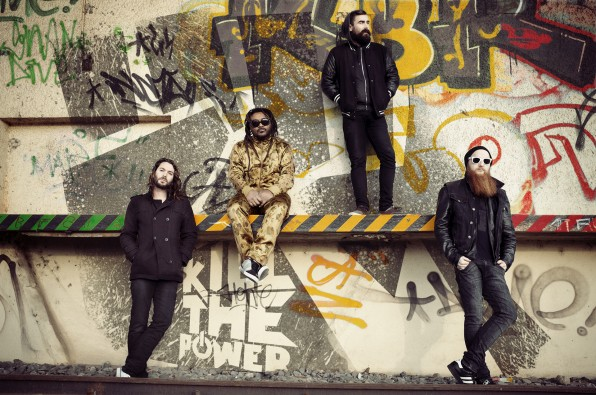 Louder Than War Interview: Dan Pugsley, Bassist from Skindred