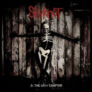 Slipknot: .5: The Gray Chapter – album review