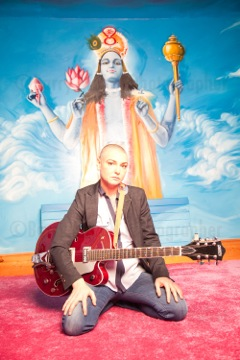 Sinéad O'Connor signs to Nettwerk Records and announces new album 'The Vishnu Room' out 11th August