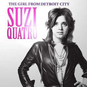 Suzi quatro the girl from detroit city album review louder than