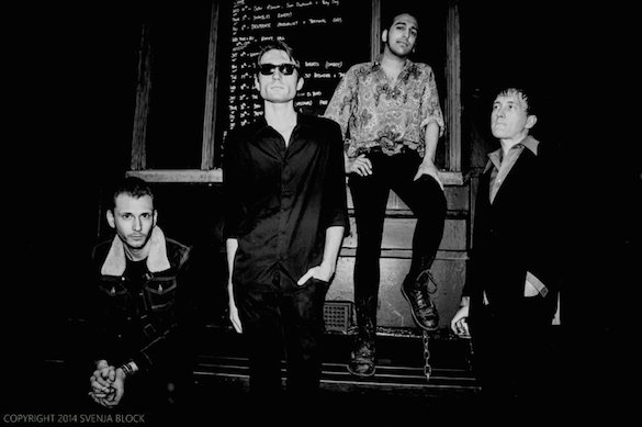 Listen To This: Brilliant Playlist From Discordant Garage Punks Terminal Gods