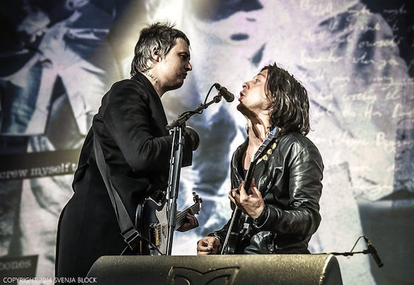 Libertines: Hyde Park, London – live review