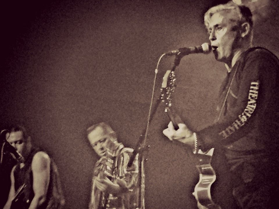 Theatre of Hate by Debs Anderson