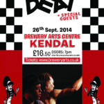 The Beat Kendal Sept14