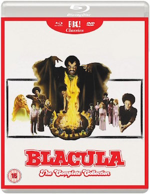 Blacula: The Complete Collection – dvd review