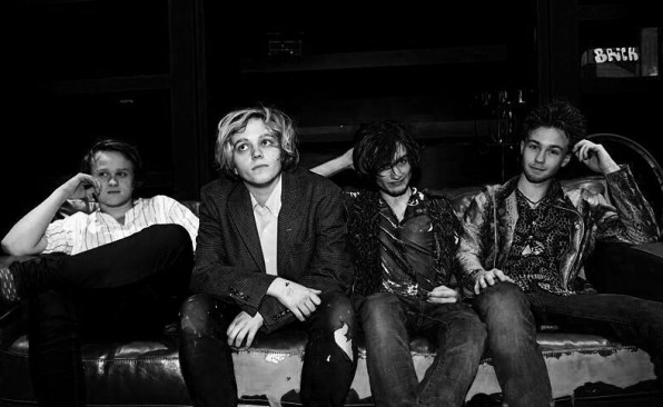 Video Premiere: The Jacques – Weekends. British indie music at its best.