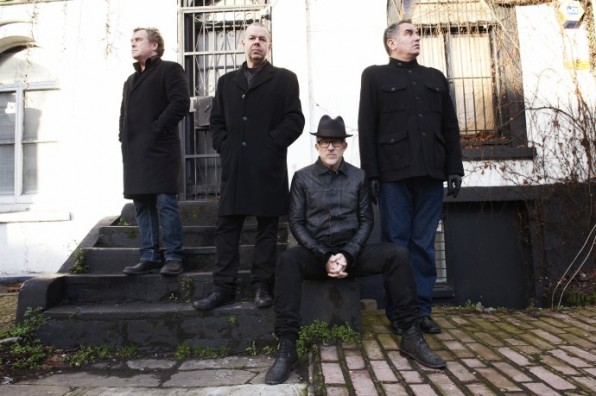 Legendary Post Punk Band The Pop Group Release Video For 'colour Blind' 34 Years After It's Initial Release!