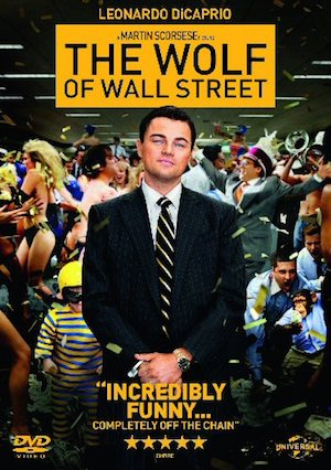 The Wolf Of Wall Street (2013): film and dvd review