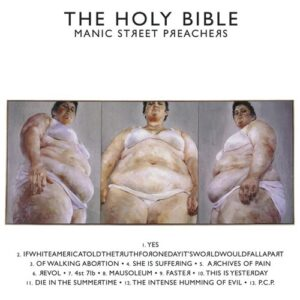 Manic Street preachers to play the Holy Bible in full live