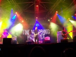 The Wedding Present: Greenside Hotel, Leslie – live review