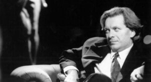 street hassle : Tony Wilson to have road named after him in Manchester