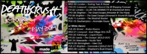 Deathcrush: Liverpool Sound City Festival – live review