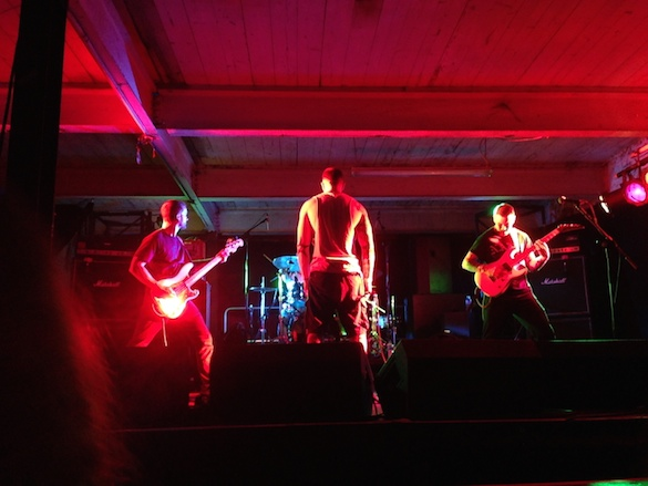 Temples Festival, Day Two: Motion Skate Park, Bristol – live review