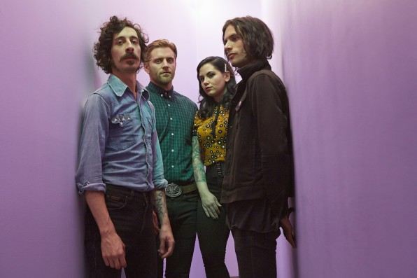 Watch This! Turbowolf Drop Brilliant, Trippy New Video. New Album Due Out April