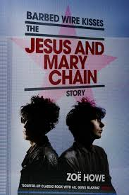 Zoe Howe's excellent Jesus and Mary Chain biog number one in Amazon's Jesus/Religious book chart…