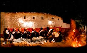 Journey to Joujouka – In the footsteps of Brion, William, Brian, Ornette and Frank.