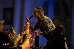 Wayne Hussey : Manchester Gorilla  : Sept 2014 : Live Review