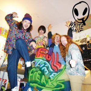 White Fang: Full Time Freaks – album review