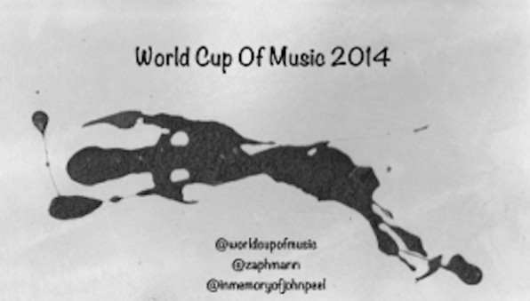 The World Cup Of Music – Days Twelve And Thirteen. Plus Commentary On the Football