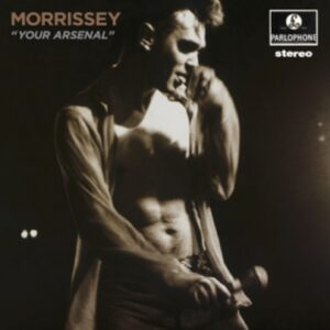 Morrissey: Your Arsenal – album review