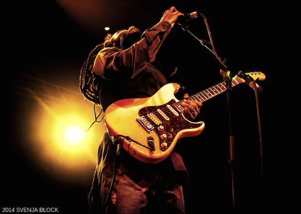 Ziggy Marley: The Electric Brixton, London – live review