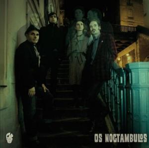 Os Noctàmbulos: Corsica Gardens – album review