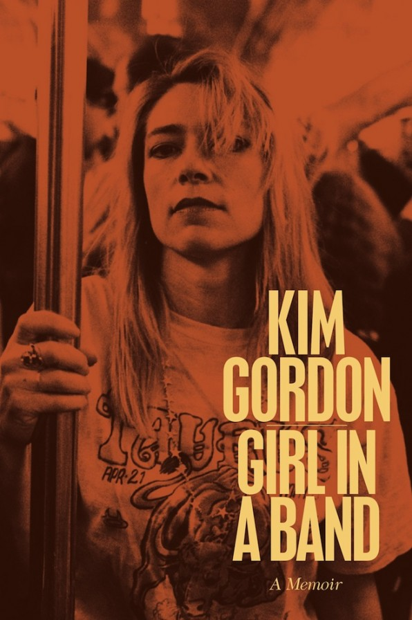 Listen To This! Kim Gordon reads from her memoir 'Girl In A Band'.