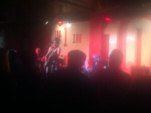Adam Ant 'Dirk' album launch: 100 club, London – live review