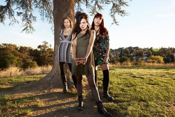 Babes In Toyland to tour the UK in May 2015