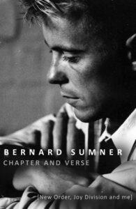 Bernard Sumner to release his autobiography