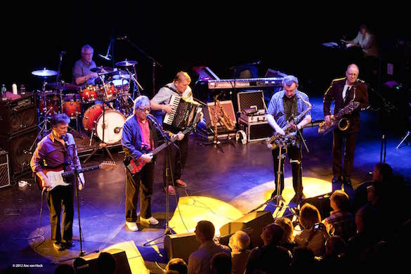 Bill Wyman's Rhythm Kings: The Rose Theatre, Kingston Upon Thames – live review