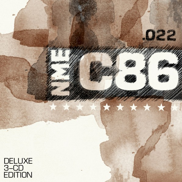 Cherry Red's C86 Boxset – Tracklisting and Cover Now Finalised