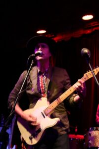 Chuck Prophet and the Mission Express Hebden Bridge Trades Club Live review