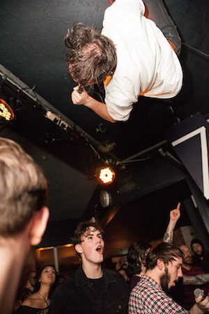 Claw Marks: Old Blue Last, London – live review