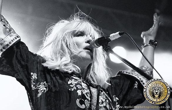 Courtney Love: O2 Shepherd's Bush Empire, London – live review