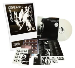 WATCH THIS! Adam Ant posts clip of upcoming new live DVD