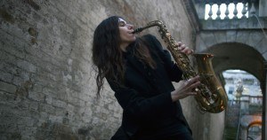 PJ Harvey recording 9th album in suitably of the wall manner