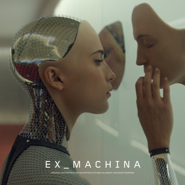 Invada announce official release for Geoff Barrow / Ben Salisbury composed OST For Alex Garland's sci-fi thriller Ex-Machina