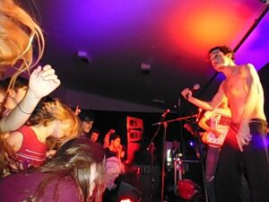 Fat White Family: Shapes, London – live review