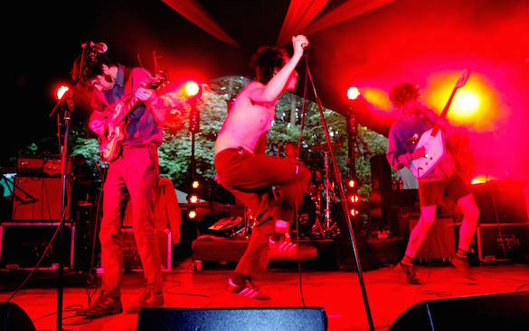 Fat White Family: The Kazimier, Liverpool – live review