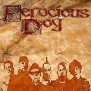Ferocious Dog : Manchester : Iive review 'If you judge a band on the t-shirts they wear, Ferocious Dog are right up there – Roughneck Riot, Slaves and New Model Army shirts were all on show,'