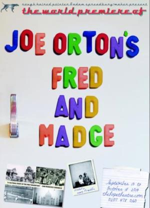 Joe Orton's Fred and Madge: The Hope Theatre, London N1 – live review