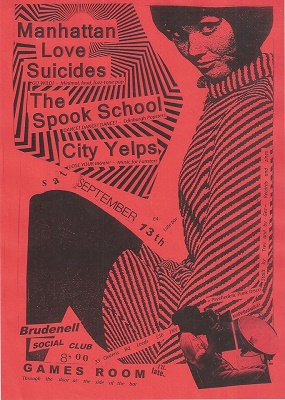 Manhattan Love Suicides / The Spook School: Brudenell Social Club, Leeds – live preview